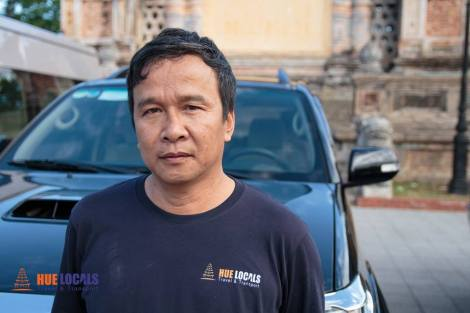 Mr Binh - Nhatrang Private Car Driver Team