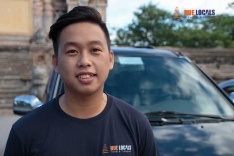 Mr Khanh - Nhatrang Private Car Driver Team