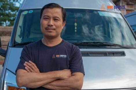 Mr Cuong - Team leader - Nhatrang Private Car