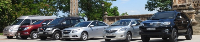 Nhatrang to Hoian by private car