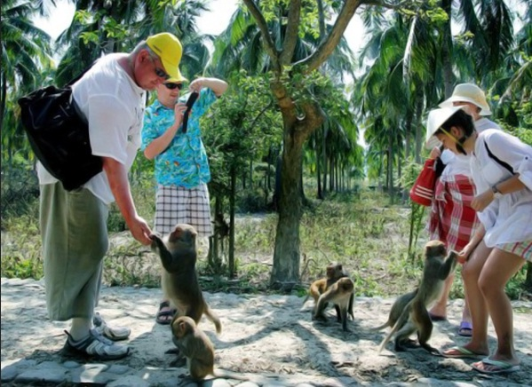 Monkey Island in Nhatrang
