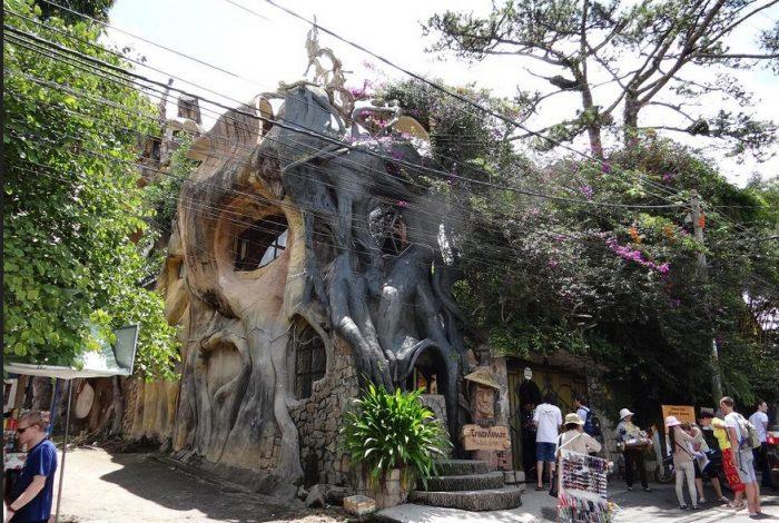 Crazy House in Dalat