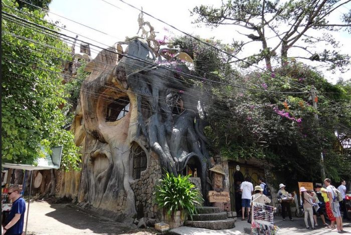 Crazy House in Dalat
