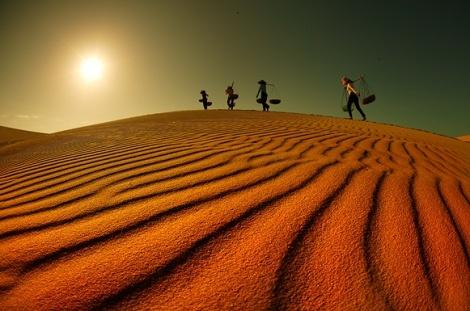 Muine Red Sand Dunes