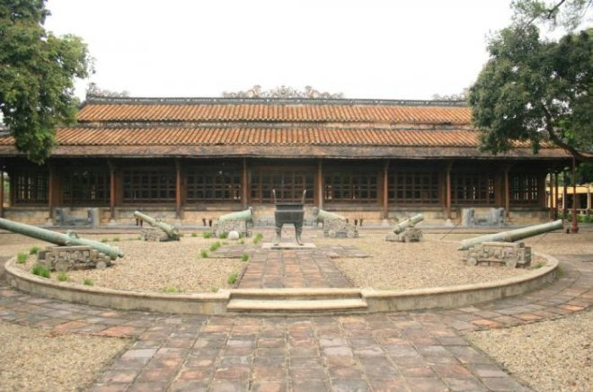 HUE ROYAL ANTIQUITIES MUSEUM