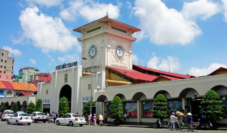 Ben Thanh Market OpeningHours