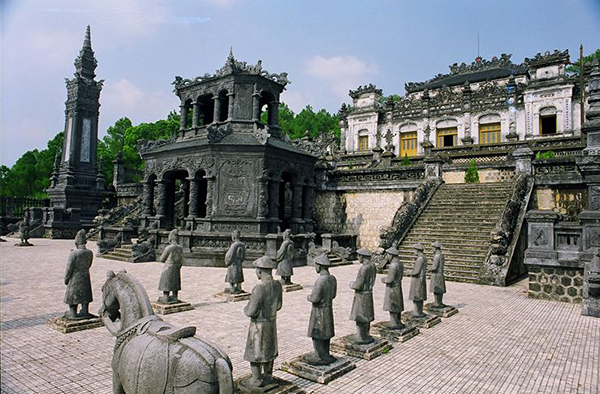 Hue Tombs