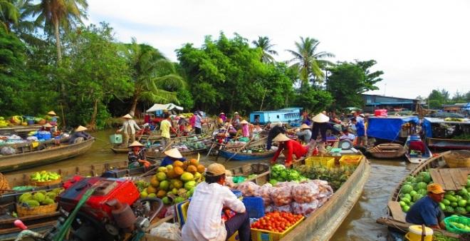 Southern Vietnam tours