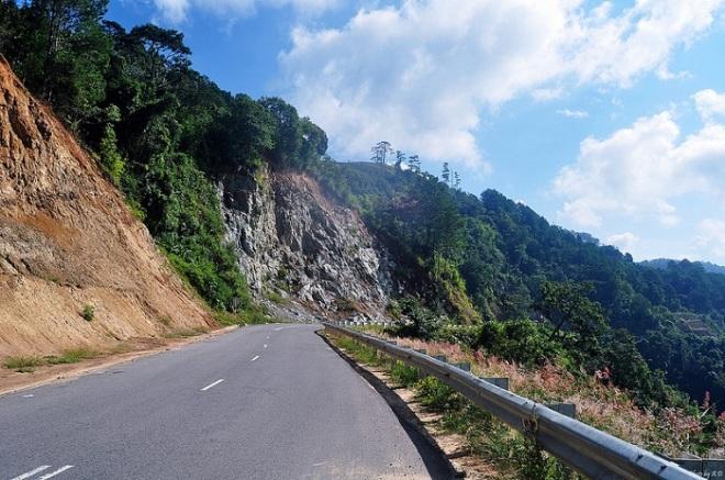 Dalat to Muine by private car