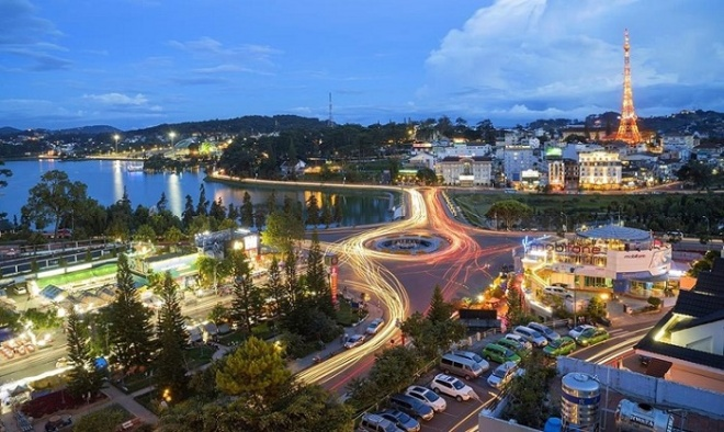 Nhatrang to Dalat by private car