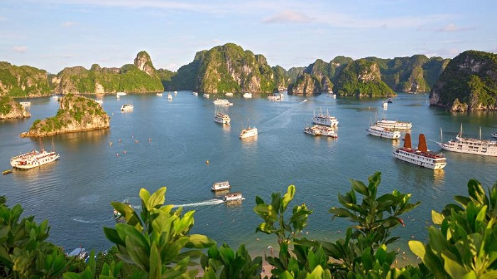 Vietnam group day tours