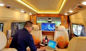 Saigon luxury car transfers to Mui Ne