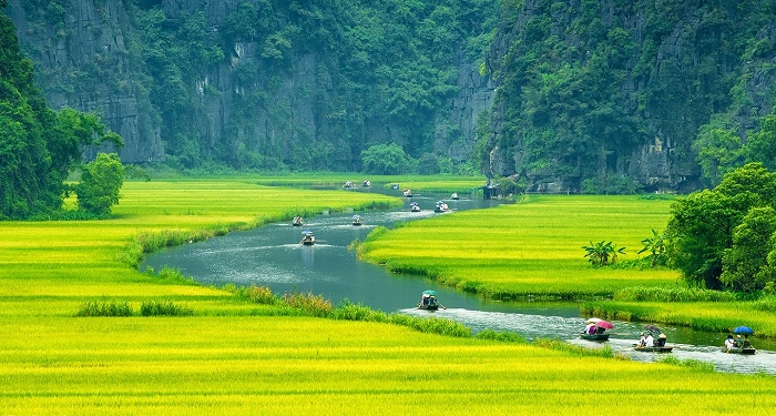 Ha Noi – Ninh Binh Day Tour