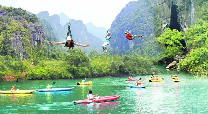 Hue to Phong Nha by private car
