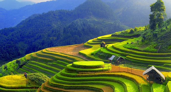 Hanoi to Lao Cai Sapa by private car