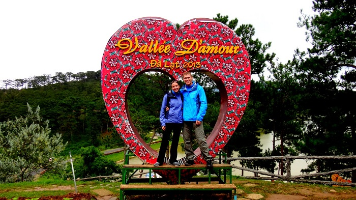 Saigon to Dalat by private car