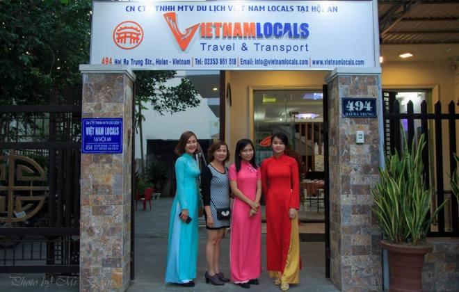Vietnam Locals Travel