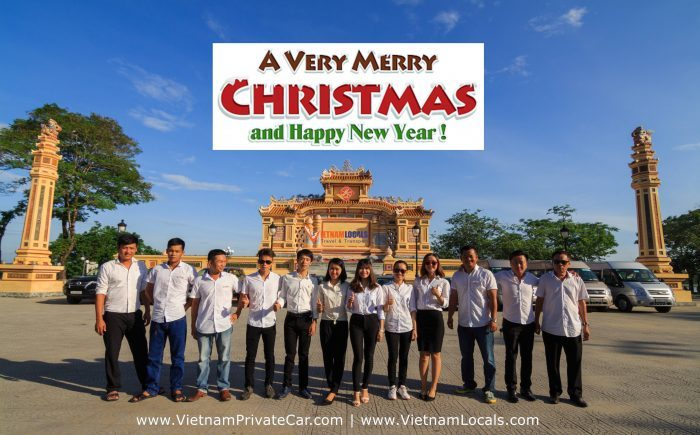 Merry Christmas from Vietnam Locals Team