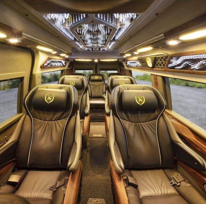 Limousine Nha Trang private transfer service