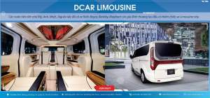 Limousine Nha Trang private transfer service