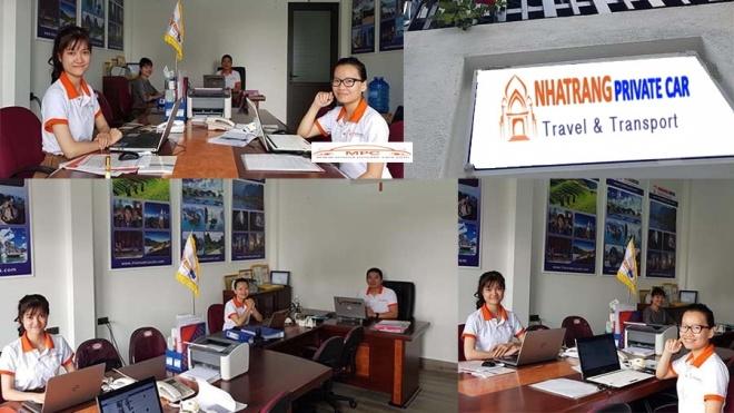Nhatrang Private car new office