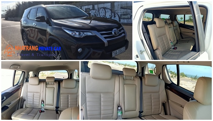 Fortuner SUVfortuner SUV 7 seats