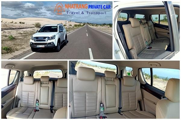 Isuzu SUV 7 seats